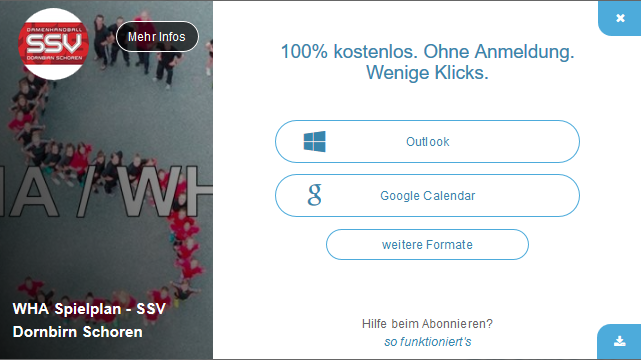 Download kalender 2019