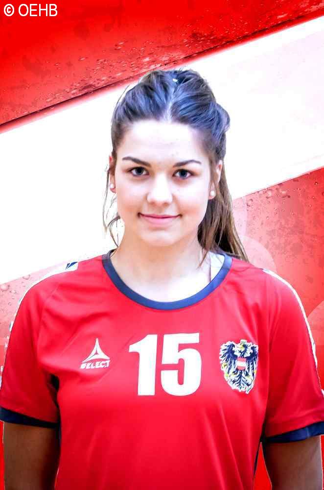 Adriana Marksteiner Nationalteam mit C